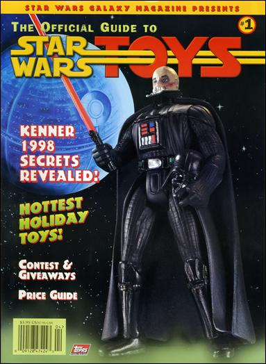 Official Guide to Star Wars Toys 1-A by Topps