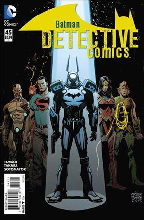 Detective Comics (2011) 45-A