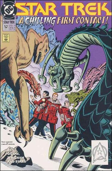 Star Trek (1989) 52-A by DC