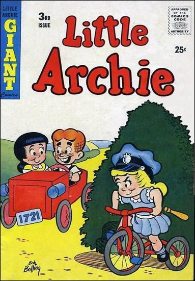 Little Archie 3-A by Archie
