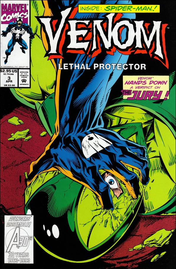 Venom: Lethal Protector 3-A by Marvel
