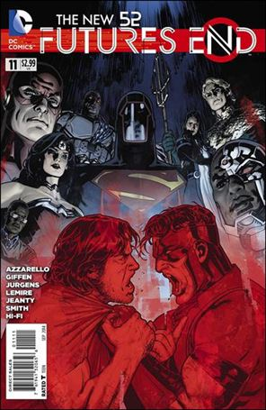 New 52: Futures End  11-A