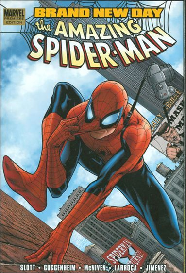 Spider-Man: Brand New Day 1-A by Marvel