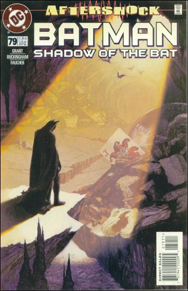Batman: Shadow of the Bat 79-A by DC