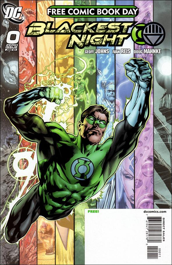 Blackest Night 0-A by DC