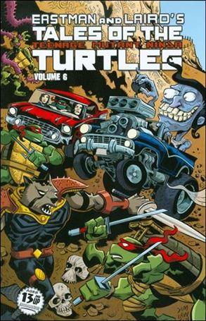 Tales of the Teenage Mutant Ninja Turtles (2012) 6-A