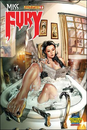 Miss Fury (2013) 1-J by Dynamite Entertainment