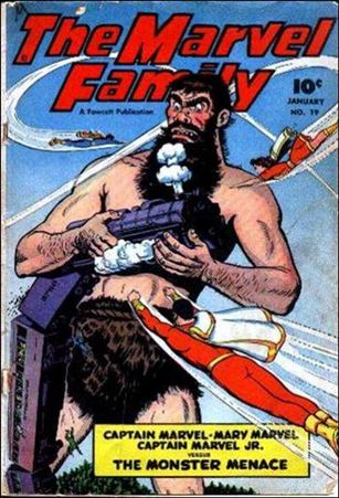 Marvel Family 19-A