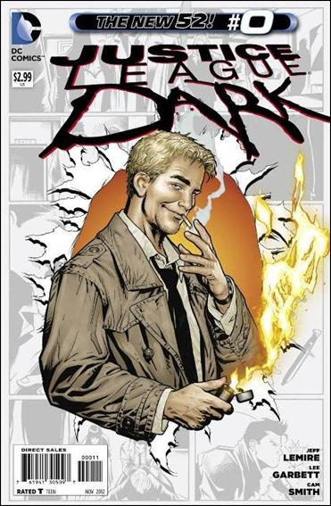Justice League Dark 0-A by DC