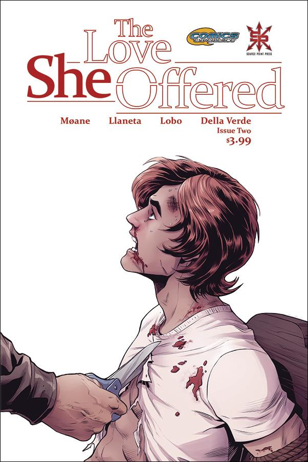 Love She Offered 2-A by Source Point Press