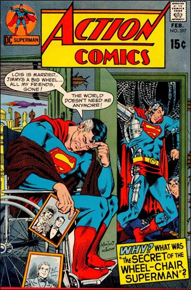 Action Comics (1938) 397-A by DC