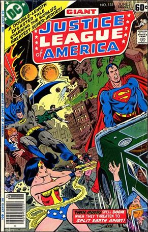 Justice League of America (1960) 155-A