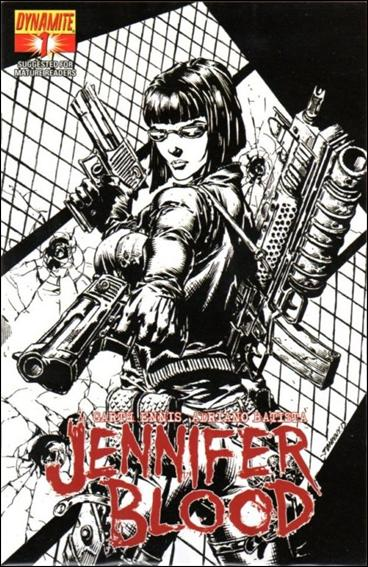 Jennifer Blood 1-H by Dynamite Entertainment