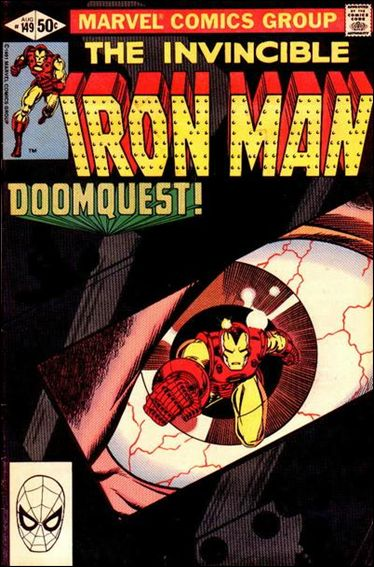 Iron Man (1968) 149-A by Marvel