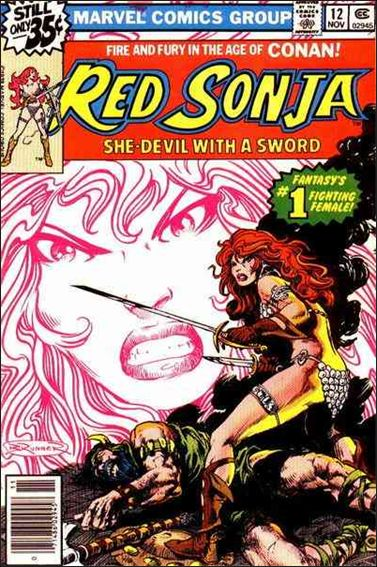 Red Sonja (1977) 12-A by Marvel