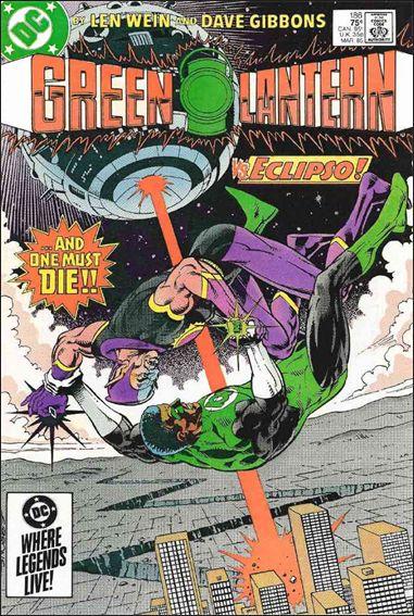 Green Lantern (1960) 186-A by DC