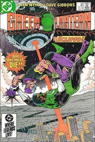 Green Lantern (1960) 186-A