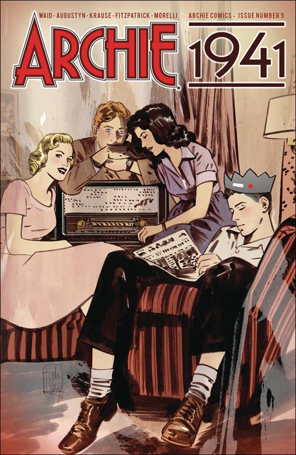 Archie 1941 5-C by Archie