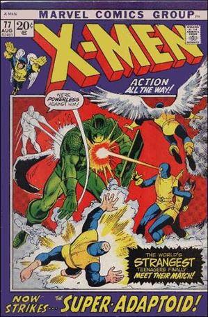 X-Men (1963) 77-A