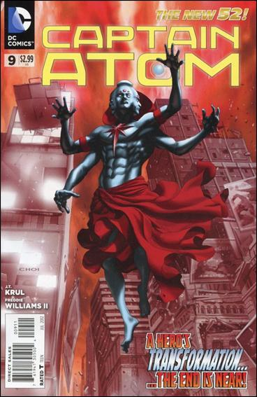 Captain Atom (2011) 9-A by DC