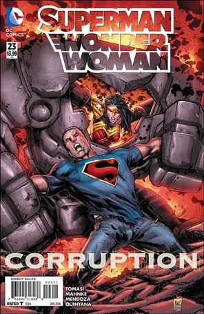 Superman/Wonder Woman (2013/12) 23-A