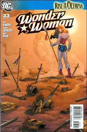 Wonder Woman (2006) 33-A