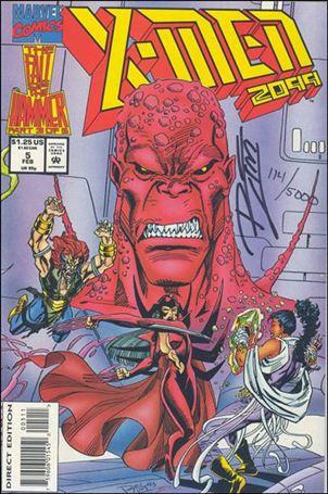 X-Men 2099 5-B