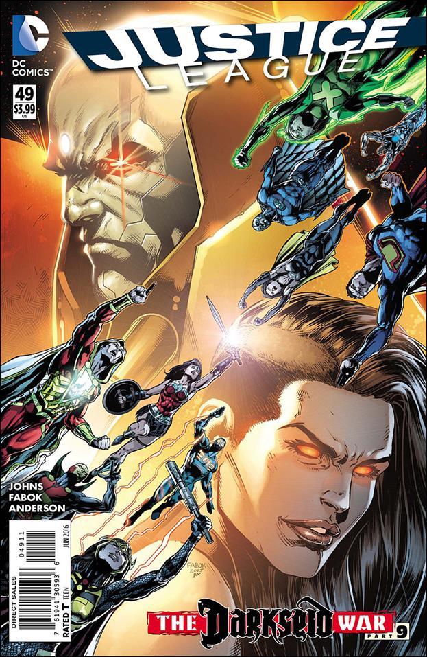 Justice League (2011) 49-A