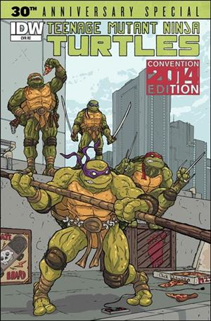 Teenage Mutant Ninja Turtles 30th Anniversary Special nn-H