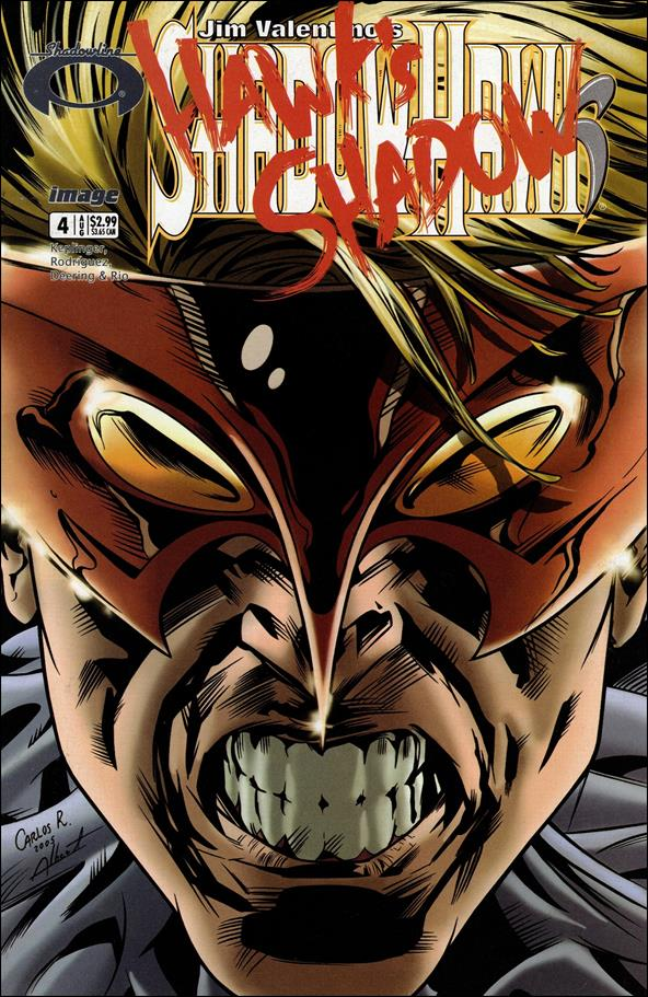 ShadowHawk (2005) 4-A by Image