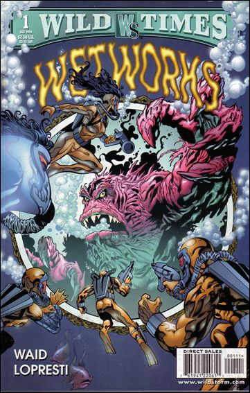 Wild Times: Wetworks 1-A by WildStorm
