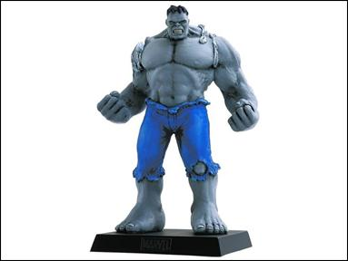Classic Marvel Figurine Collection Specials (UK) Gray Hulk by Eaglemoss Publications