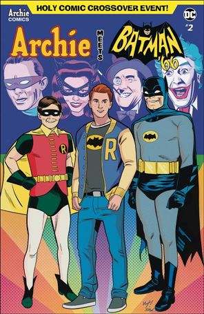 Archie Meets Batman '66 2-E