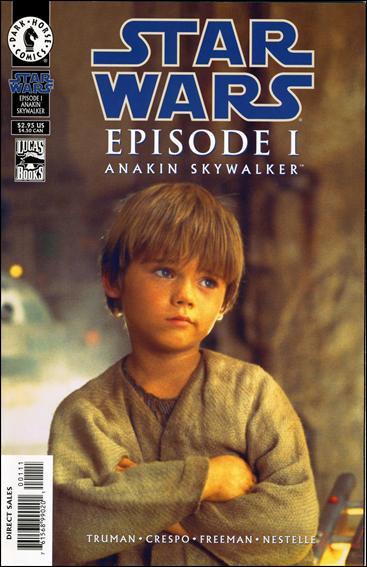 Star Wars: Episode I Anakin Skywalker nn-B by Dark Horse