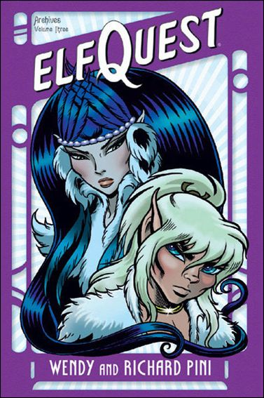 Elfquest Archives 3-A by DC