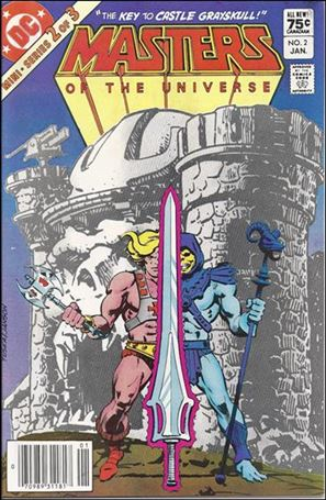 Masters of the Universe (1982) 2-B