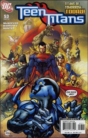 Teen Titans (2003) 53-A