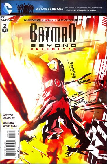 Batman Beyond Unlimited 2-A by DC