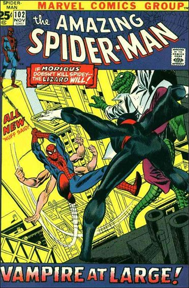 Amazing Spider-Man (1963) 102-A by Marvel