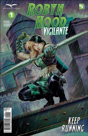 Robyn Hood: Vigilante 1-A