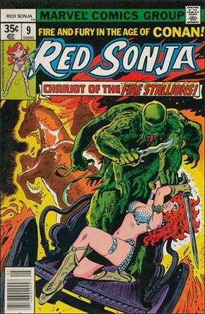 Red Sonja (1977) 9-A