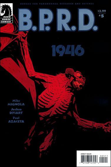 B.P.R.D.: 1946 5-A by Dark Horse