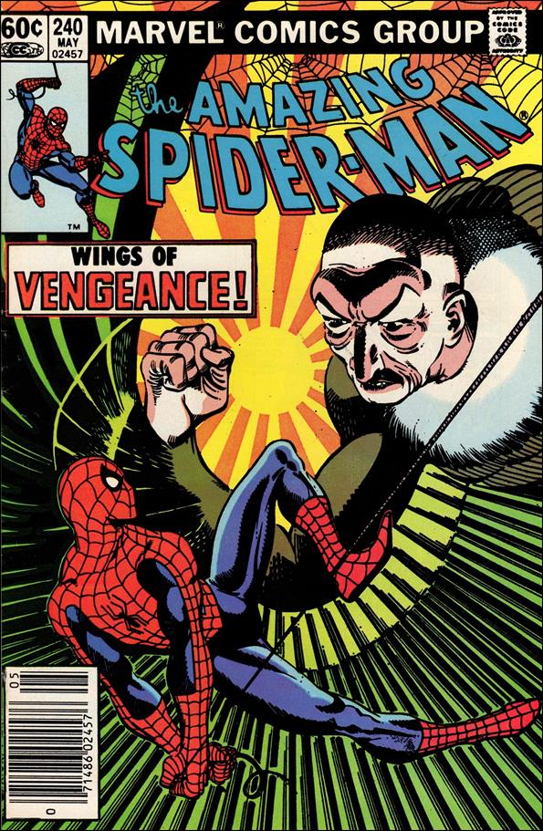 Amazing Spider-Man (1963) 240-A by Marvel