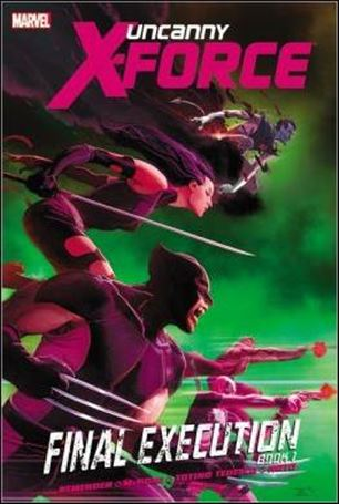 Uncanny X-Force (2011) 6-A