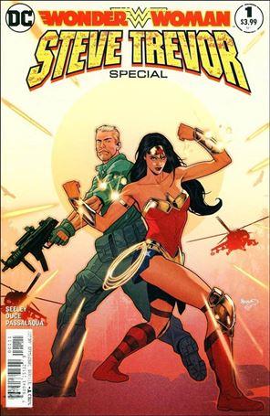 Wonder Woman: Steve Trevor 1-A