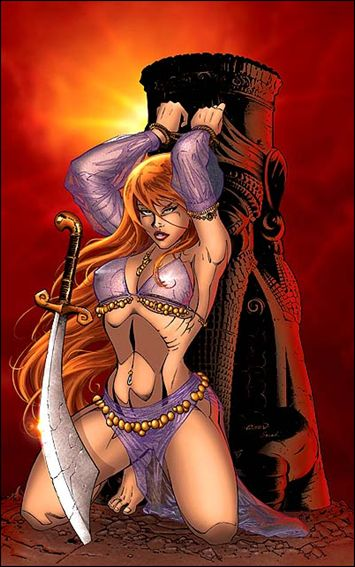 1001 Arabian Nights: The Adventures of Sinbad 1-G by Zenescope Entertainment