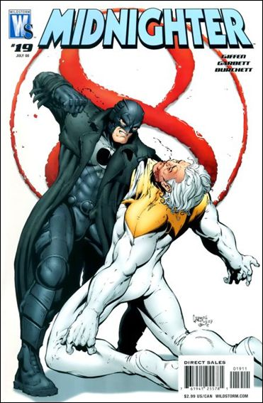 Midnighter (2007) 19-A by WildStorm