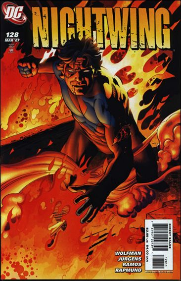 Nightwing (1996) 128-A by DC