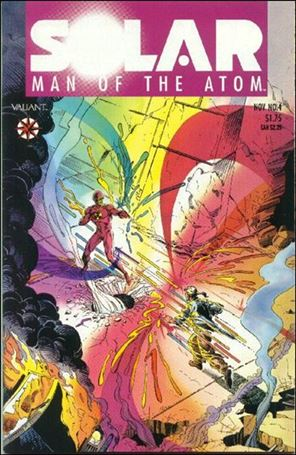 Solar, Man of the Atom (1991) 4-A