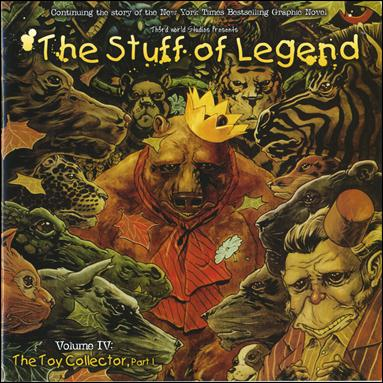 Stuff of Legend (2012) 1-A by Th3rd World Studios